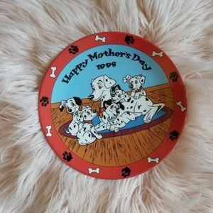 Disney Mothers Day Plate 1998